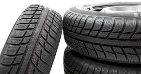 Image of stack of tires