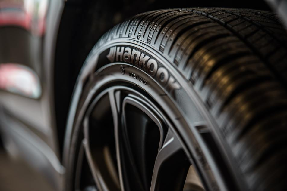 tire rotation service at Custom Complete Automotive