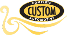 Custom Complete Automotive Footer Logo
