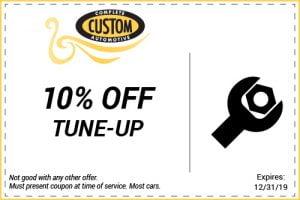 car tune-up coupon