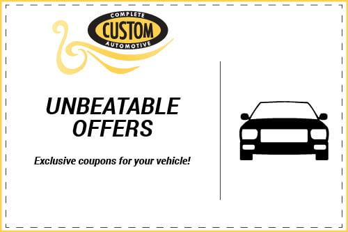 custom complete automotive coupon