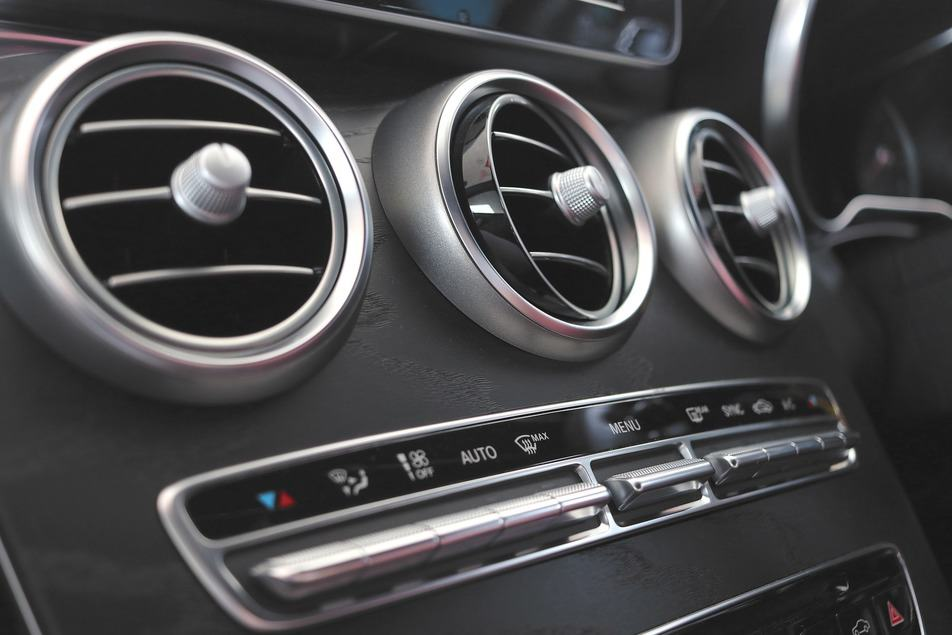 car ac and heating unit properly maintained