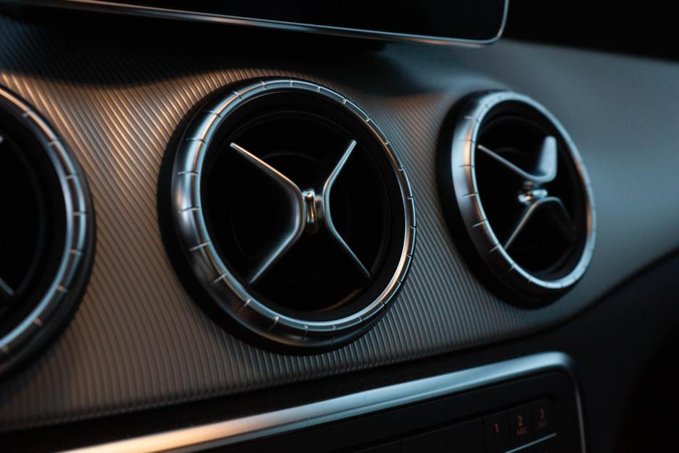 properly maintained car air conditioning system
